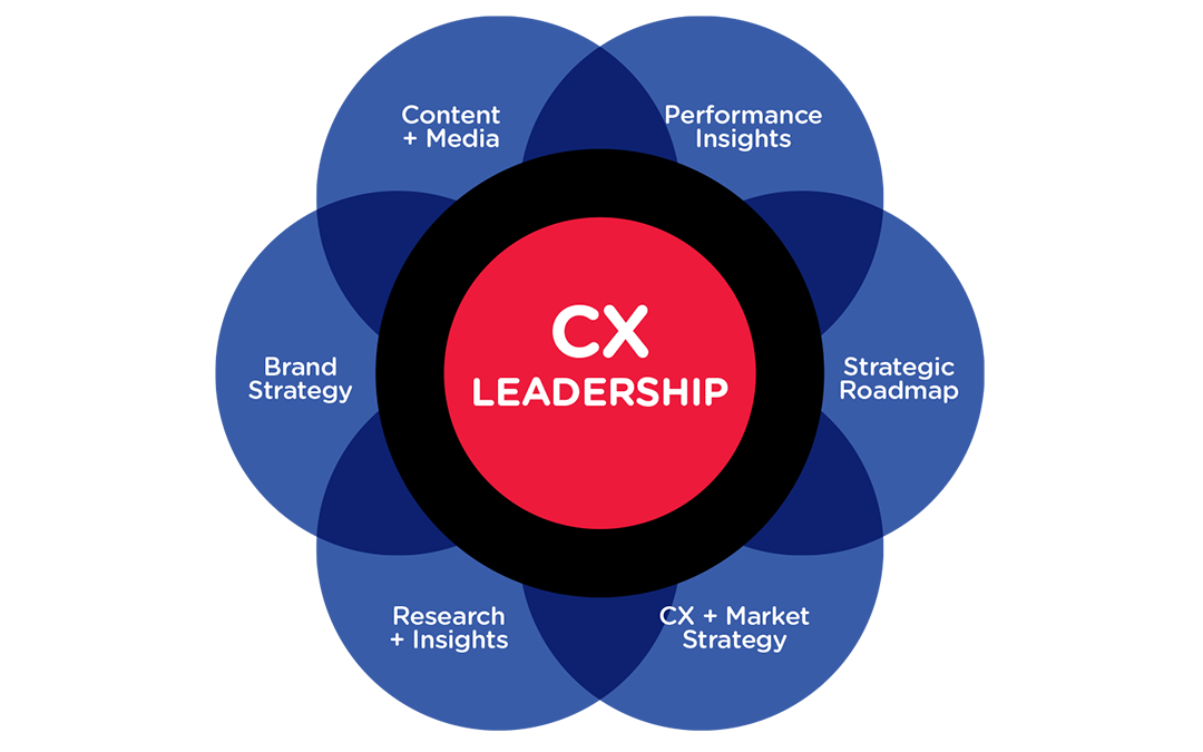 Data Driven Strategy: Personalise for CX Leadership