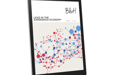 Lead in The Experience Economy